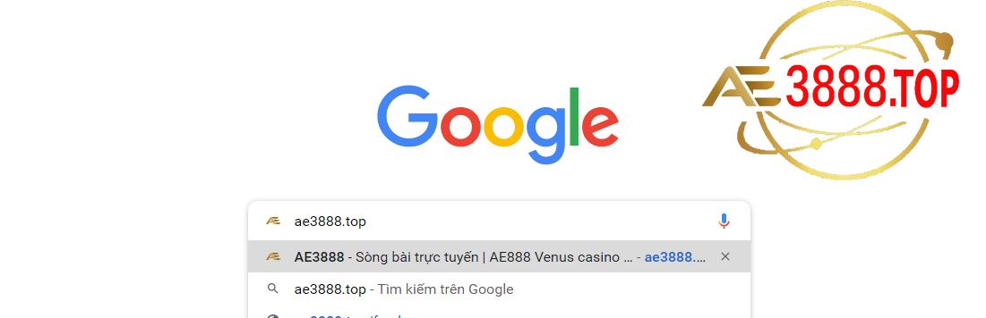 vào google gõ ae3888.top