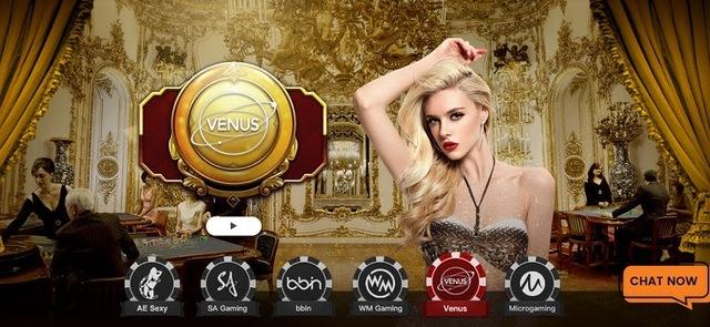 Giới thiệu về venus888- Một trong những nhà cái cá cược hàng đầu hiện nay